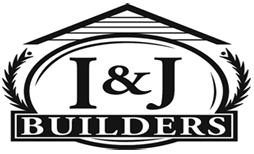 Logo, I & J Builders - Construction Services